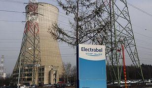 Tihange, elektrownia atomowa w Belgii