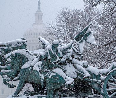 Zima w USA wciąż nie daje za wygraną