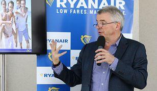 """Szef Ryanaira nie przebiera w słowach. """"Część europejskich linii ogłosi wkrótce bankructwo"""""""