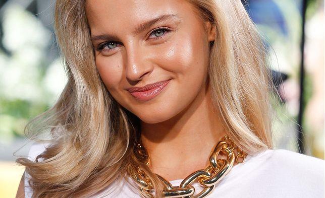 Karolina Pisarek przygotowała swój taras na nadejście wiosny.