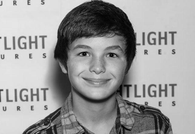 """Nie żyje Logan Williams. Aktor """"Flasha"""" miał tylko 16 lat"""