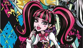 Monster High. Zawieszka.
