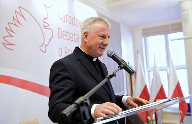 Ks. prof. Tadeusz Guz często wzbudza kontrowersje swoimi wykładami