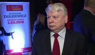 Borusewicz o pomniku ks. Jankowskiego: on nigdy nie powinien powstać
