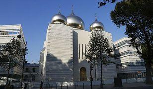 Nowo otwarte rosyjskie centrum prawosławne w sercu Paryża przykrywką dla szpiegów Kremla?