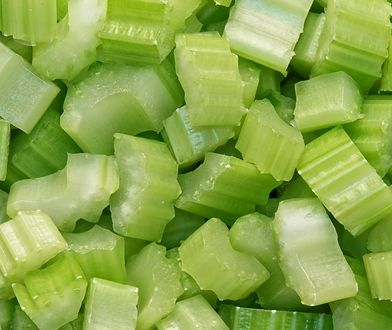 Seler zawiera wiele cennych witamin i minerałów