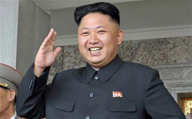 Mieszkańcy jego kraju umierają z głodu, Kim Dzong Un żyje w luksusach