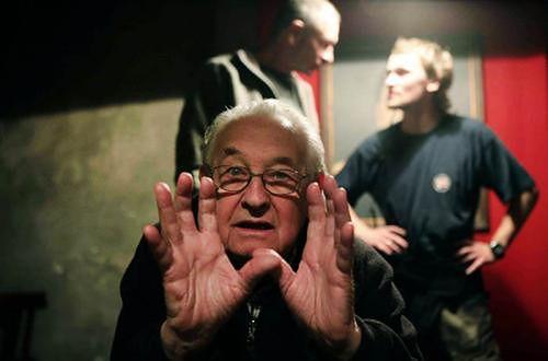 Andrzej Wajda fot. ITI Cinema