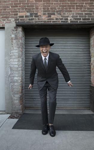 David Bowie fot. Sony Music