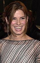 Sandra Bullock bez dresu