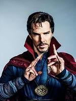 Doctor Strange na plakacie