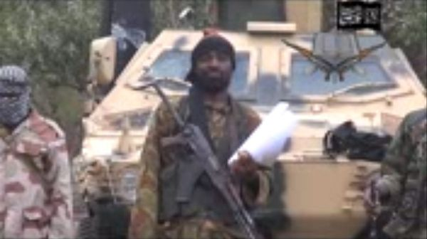 Lider islamistów Boko Haram