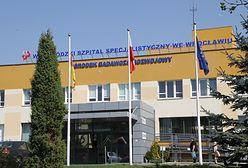 Wrocław: Koronawirus. Szpital na Kamieńskiego częściowo zamknięty