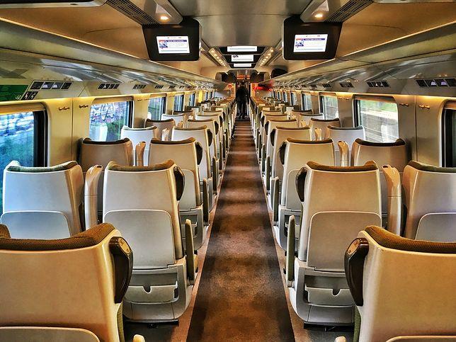 Sprawdź, czy pociąg będzie zatłoczony. Nowa funkcja na stronie PKP Intercity