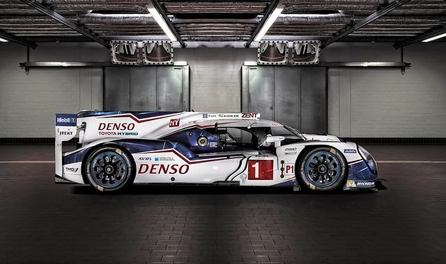 Toyota Racing rusza na podbój Silverstone