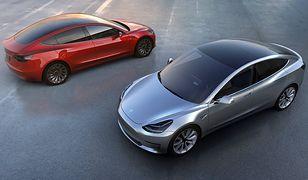 Tesla ma problemy z produkcją Modelu 3