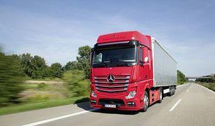 Rekordowa sprzedaż aut ciężarowych na rynku polskim