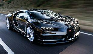 Chcesz wykorzystać możliwości Bugatti Chirona? Dopłać