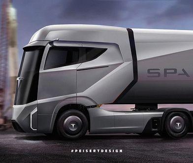 Elon Musk potwierdził. Będzie ciągnik siodłowy i pick-up Tesli