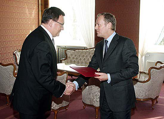 Premier powołał nowego szefa Służby Cywilnej