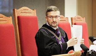 """Paweł Juszczyszyn przekroczył prędkość i okazał legitymację sędziowską. """"Uniknął odpowiedzialności"""""""