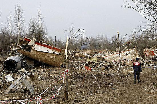 Rosjanin zginął przygnieciony wrakiem Tu-154?
