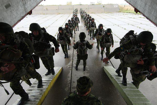 """""""Zapad-17"""". Ukraina wzmacnia ochronę granic"""