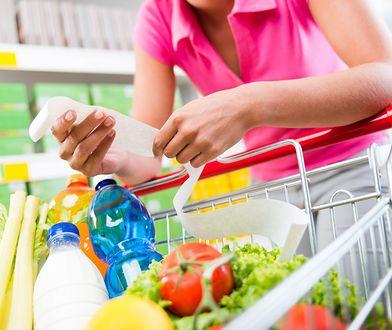 Żywność jest coraz droższa. Za mleko płacimy 1/3 więcej