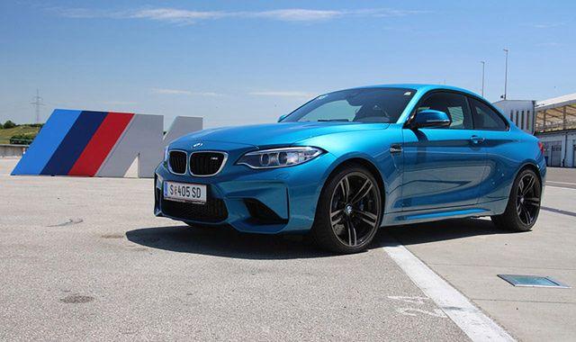 BMW M2: liczy się dobra zabawa