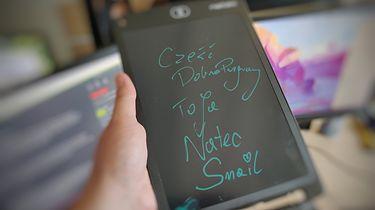 Natec SNAIL - notes elektroniczny na każdą kieszeń [recenzja]