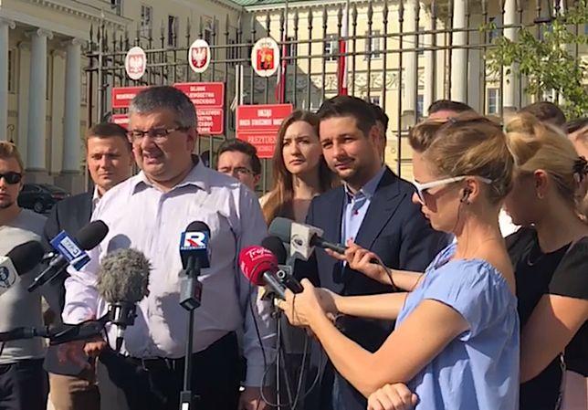 """Krzysztof Czuma z PO wsparł Patryka Jakiego. """"Przekonałem się, że można ukraść kamienicę"""""""