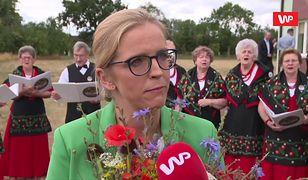 """Wybory 2020. Małgorzata Trzaskowska zapytana o 200+. """"To nie są słowa rzucane na wiatr"""""""