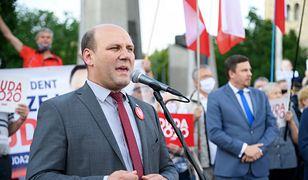 Szymon Szynkowski vel Sęk wzywa chargé d'affaires Niemiec