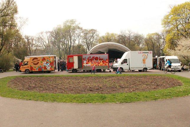 Warszawski Festiwal Foodtrucków w Parku Praskim