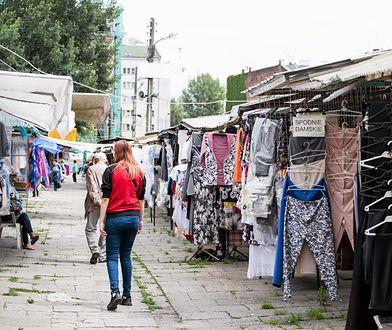 Bazar Różyckiego będzie przebudowywany