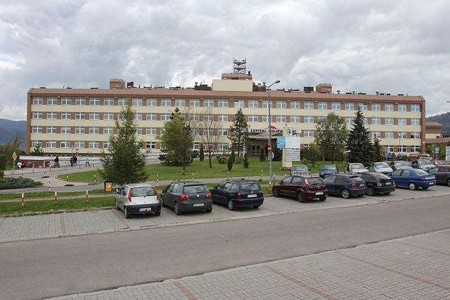 Bielsko-Biała. W szpitalu wojewódzkim odmrożono pierwszy oddział.