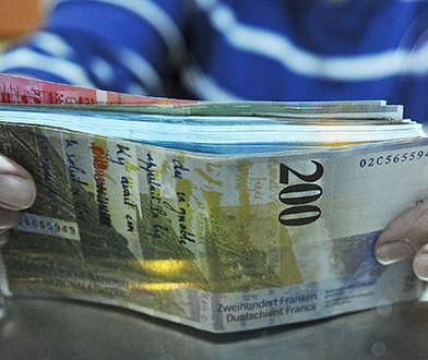 Tylko 3,534 złotego trzeba było we wtorek płacić za szwajcarską walutę.