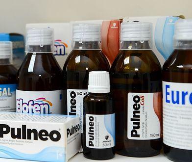 Leki na grypę wycofane z obrotu