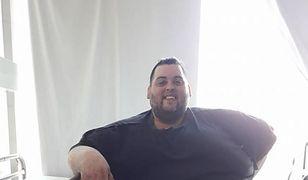Maximiliano Oliva brał udział w programie o odchudzaniu, gdzie zrzucił 200 kg