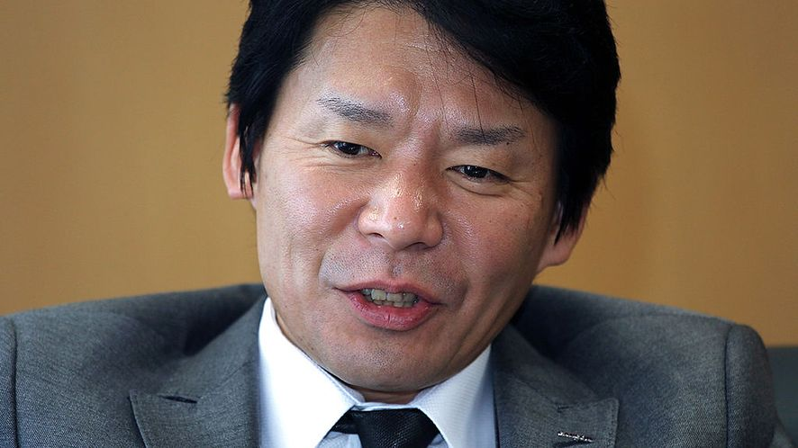 Haruhiro Tsujimoto, prezes Capcomu
