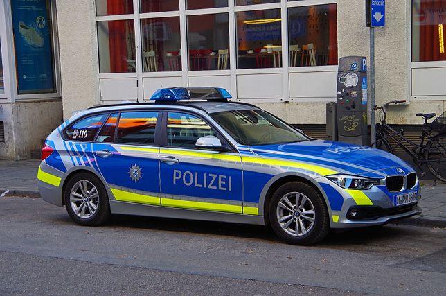 Niemcy. Nożownik z Drezna zatrzymany