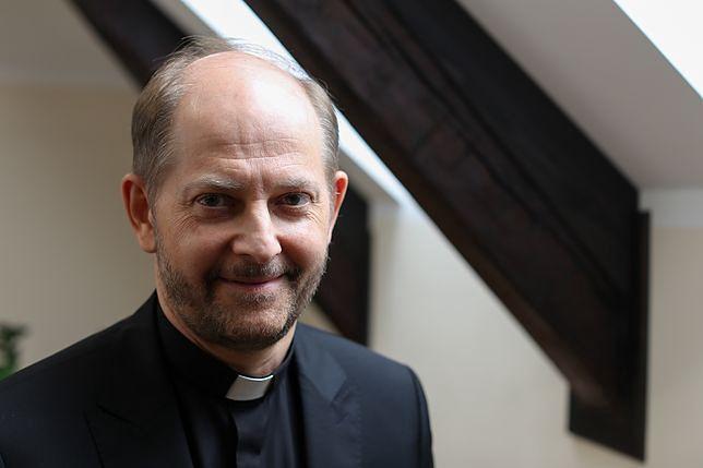 O. Leszek Gęsiak SJ – nowy rzeczniki Konferencji Episkopatu Polski  (episkopat.pl)