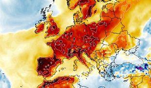 Pogoda wariuje. W weekend ogromne różnice temperatur. Potem eksplozja ciepła