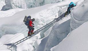 Monika Witkowska o Mount Everest: obok wspinacza przeszło około 40 osób, nikt nie pomógł