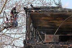 Wiadomo, co spowodowało pożar w Kamieniu Pomorskim