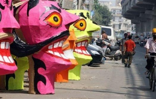 Hinduski Festiwal Dussehra