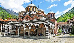 Bułgaria - zjawiskowy Monaster Rilski