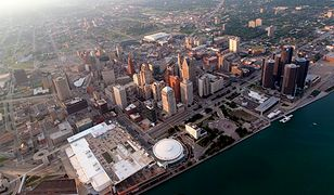 USA - malownicze ruiny Detroit