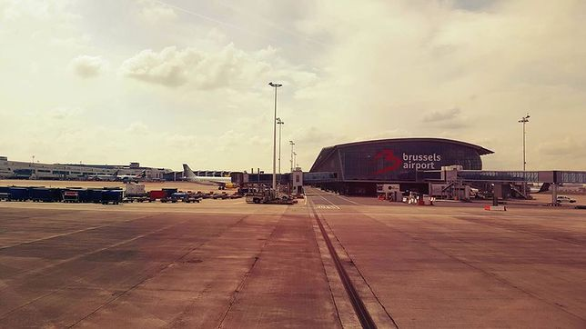 Płyta Brussels Airport (BRU)