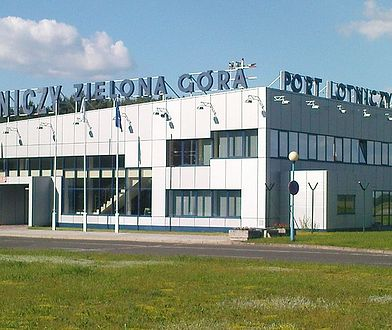 Położone niedaleko miasta Babimost lotnisko ma najgorsze wyniki w Polsce
